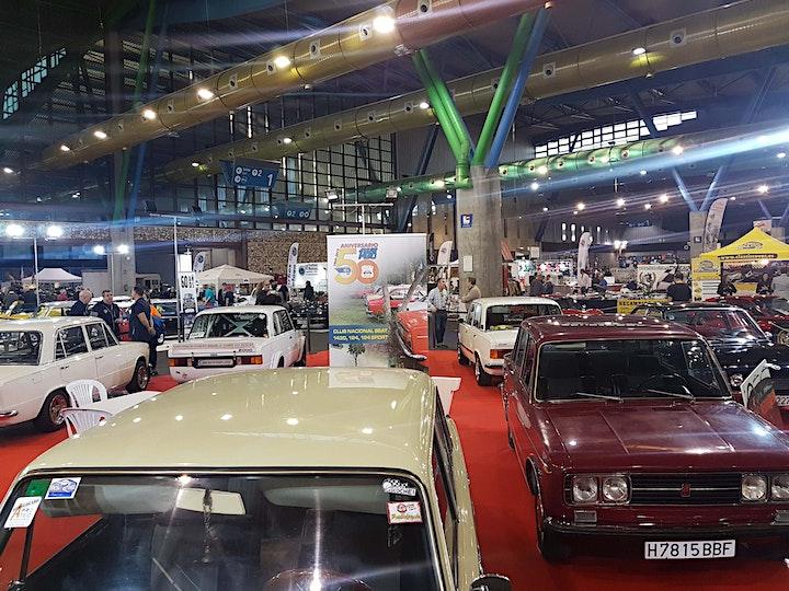Imagen de Retro Málaga 2020, salón del vehículo clásico, de época y colección