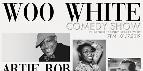 Woo White Comedy Show tickets