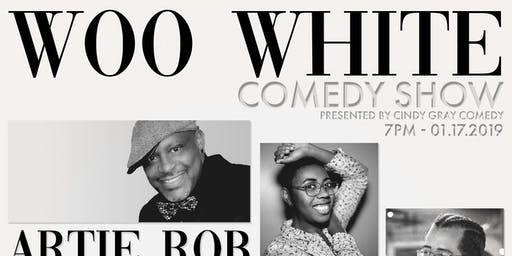 Woo White Comedy Show