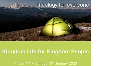 Tent Theology tickets