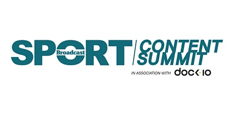 Broadcast Sport Content Summit tickets