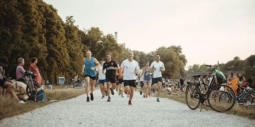 om runners Munich x Nikolauslauf München