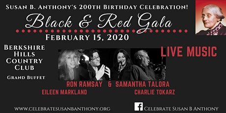 Black and Red Gala - Impress Your Valentine! tickets
