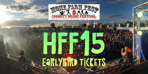 Home Farm Fest 15 (charity music festival)