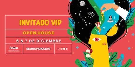 Open House: Selina Parque 93 entradas