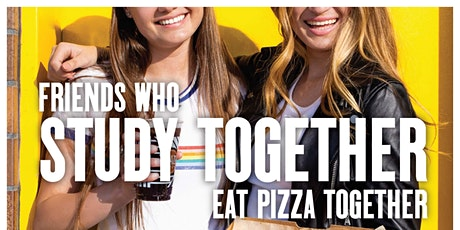 Blaze Pizza Study Buddy BOGO tickets