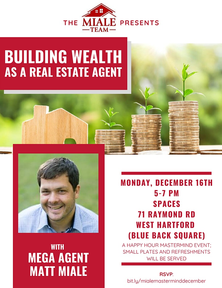 Mastermind with Matt Miale: Building Wealth as a Real Estate Agent image