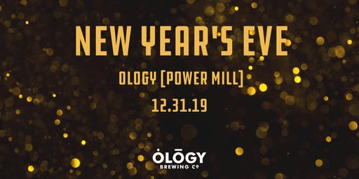 New Year's Eve Party at Ology Brewing Co.