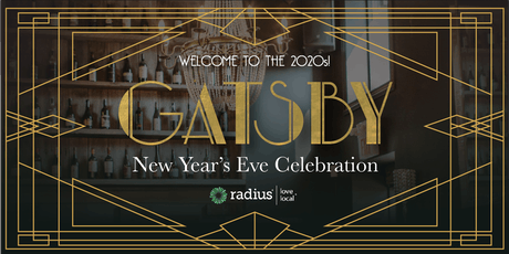 Gatsby New Year's Eve Celebration tickets