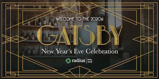 Gatsby New Year's Eve Celebration