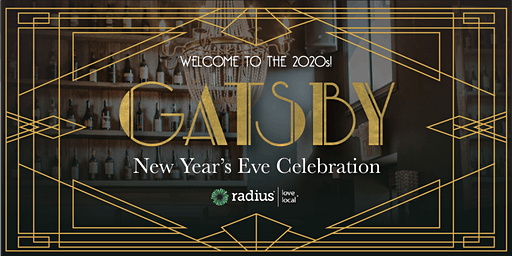 Gatsby New Year's Eve Celebration