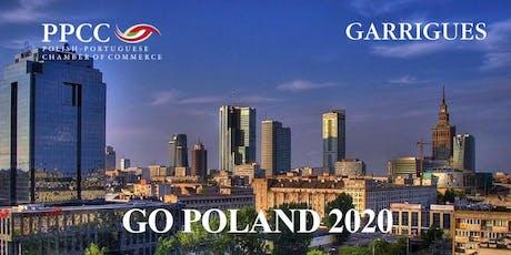 2020 Go Poland bilhetes