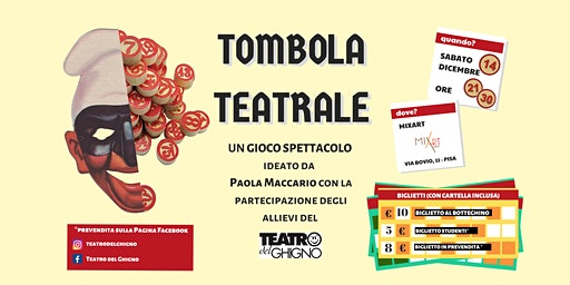 Tombola Teatrale