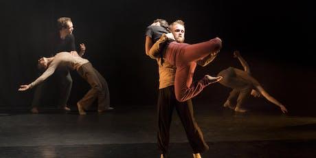 James Wilton Dance two day London workshop tickets