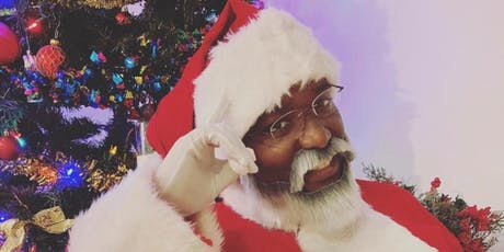 Take Your Own Photos With Black Santa Claus! tickets