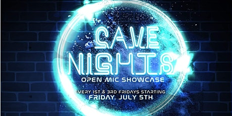 CAVENIGHTS OPEN MIC SHOWCASE  tickets