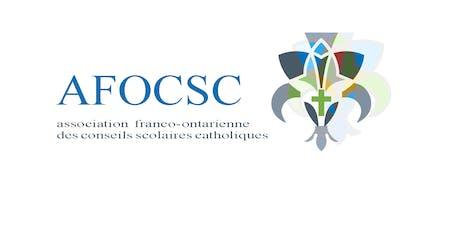 22e Congrès annuel de l'AFOCSC tickets