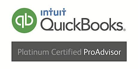 Quickbooks Online Training - General Businesses tickets
