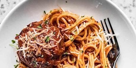 OMC Anniversary Spaghetti Dinner tickets