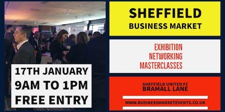 Sheffield Business Market tickets