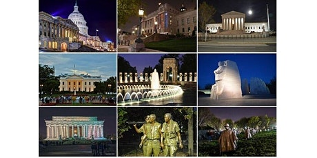 See DC Night Tour (07-20-2020 starts at 7:00 PM) tickets