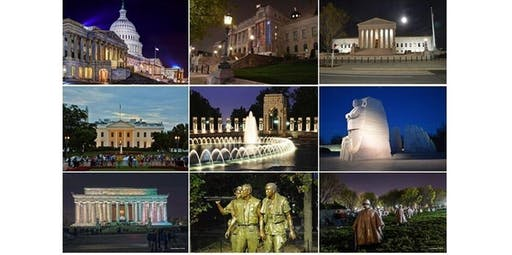 See DC Night Tour (12-07-2019 starts at 7:00 PM)