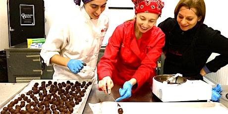 Chocolate Truffle Making Class tickets
