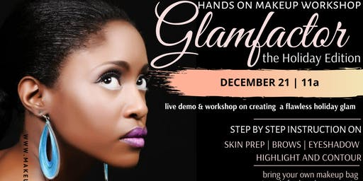 Glamfactor Holiday Hands-on Makeup Workshop (2)