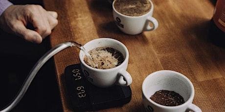 Sensorik Workshop & Kaffeewissen Einführung Tickets