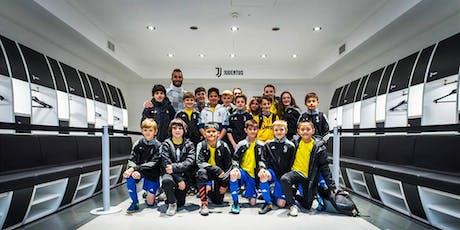 Juventus International Training Experience tickets