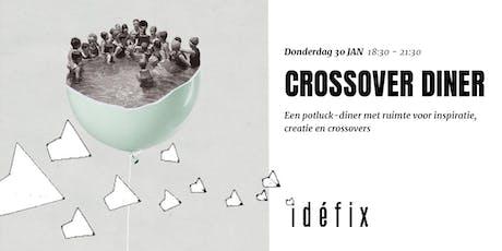 Crossover Diner tickets