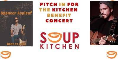 Pitch In For The Kitchen Benefit Concert