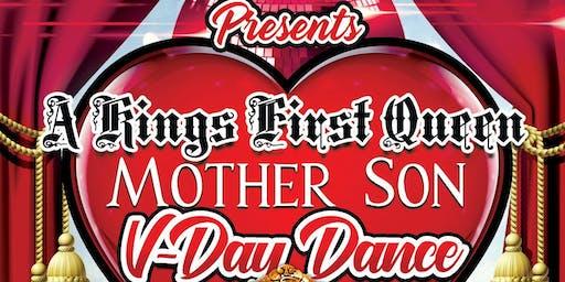 A Kings First Queen, Mother & Son Dance