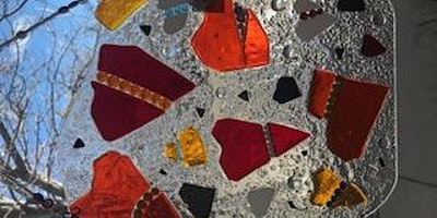 Recycled Sun Catchers: Saturday Mar 14, 1-4pm