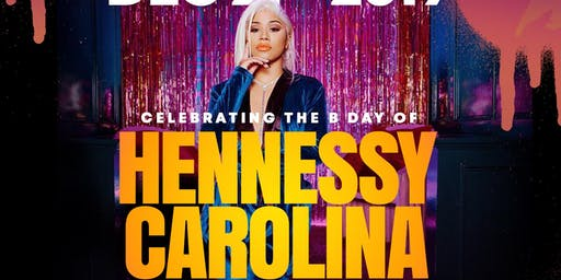 Hennessy Carolina Birthday Bash