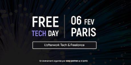 Free Tech Day billets