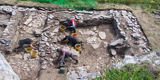 Tintagel in Late Antiquity - Recent Excavations and Research