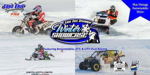 2nd Annual Lake Erie Winter Showcase featuring Snowmobile Racing- Erie, PA