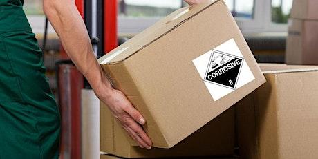 Hazardous Materials Three-Year Certification Training tickets