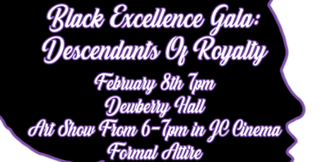 Black Excellence Gala 2020 tickets