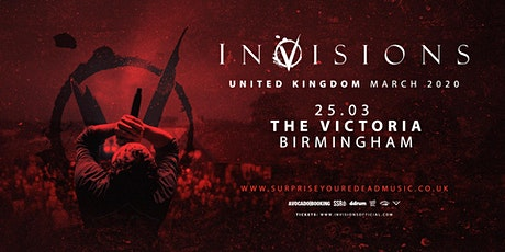 Invisions  tickets