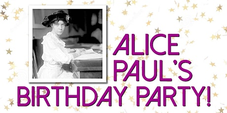 Alice Paul's Birthday Party tickets