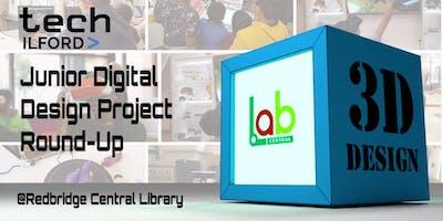 Tech Ilford Junior Digital Design Project Round-Up