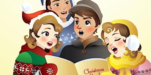CHILDRENS & FAMILY HOLIDAY SINGALONG BRUNCH w/SANTA @ THE BUFFALO ROSE!