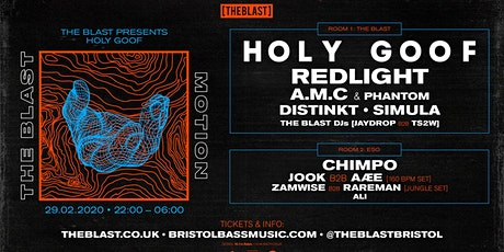 The Blast presents // Holy Goof + more tickets