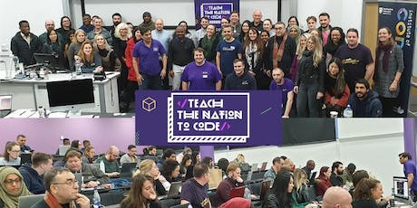 Teach the nation to code - London tickets