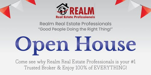 Realm Real Estate Professionals (Galleria) Open House