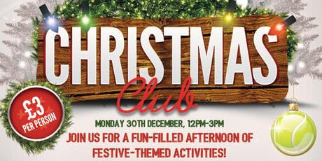 DSC Christmas Club 2019 tickets