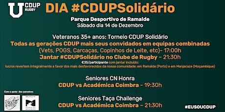 Torneio CDUP Solidário 2019 tickets