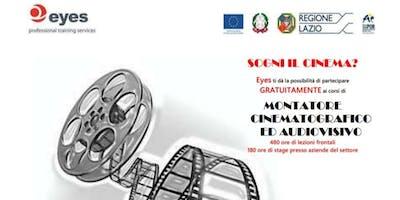 Corso Produttore esecutivo cinematografico e audiovisivo